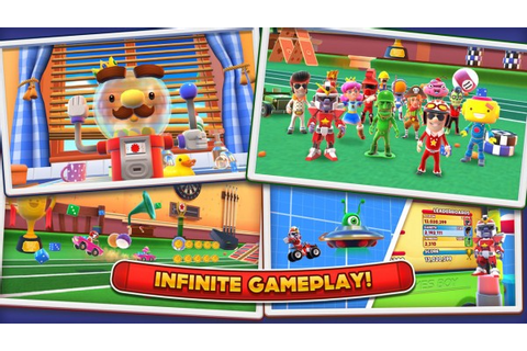 Help Joe Danger And Friends Get To Infinity And Beyond In ...