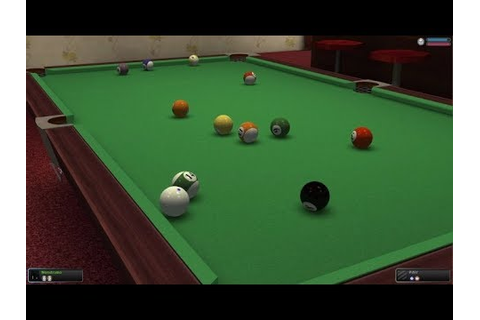 Real Pool 3D Poolians GAMEplay - YouTube