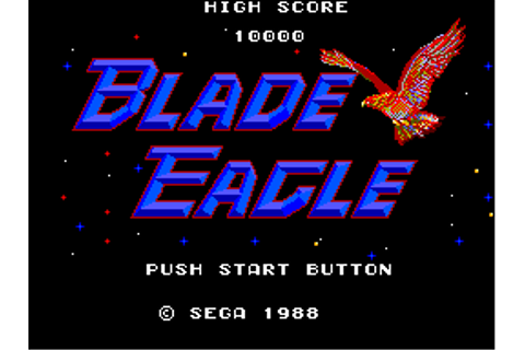 Play Blade Eagle Sega Master System online | Play retro ...