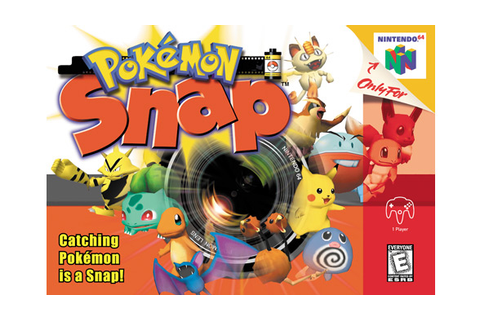 Pokémon Snap | Pokémon Video Games