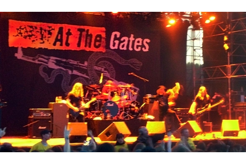 At the Gates - Wikipedia