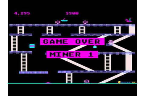 Miner 2049er gameplay (PC Game, 1983) - YouTube