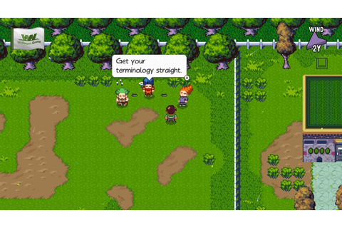 Golf Story Review | RPG Site
