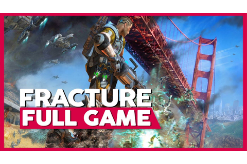 Fracture | Full Gameplay/Playthrough | No Commentary [PS3 ...