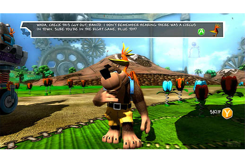 Banjo Kazooie: Nuts & Bolts getting fixed for SDTV owners ...
