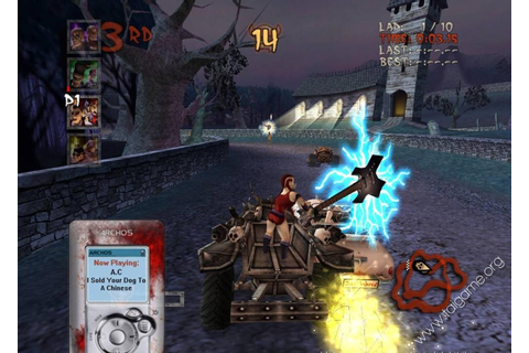 Earache: Extreme Metal Racing - Tai game | Download game ...