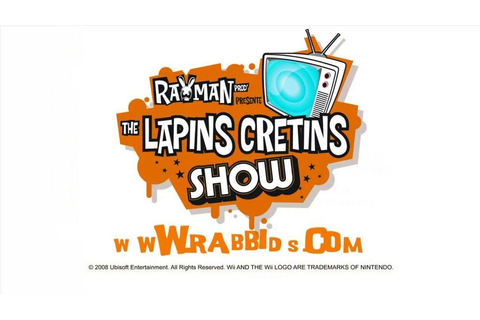 Preview: Rayman Prod. The Lapins Crétins Show - Nintendo ...