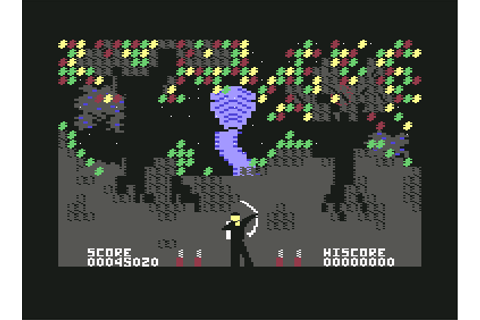 Download Forbidden Forest (Atari 8-bit) - My Abandonware