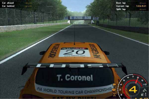 Race The Official WTCC Game Free Download