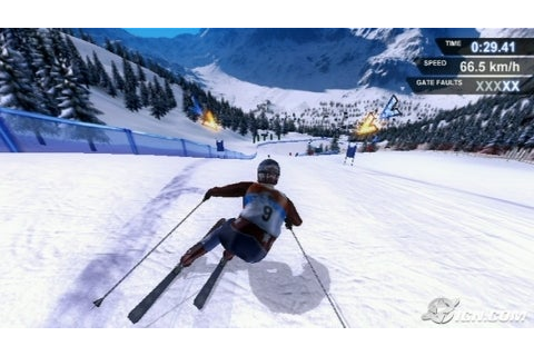 Winter Sports: The Ultimate Challenge 2008 Review - IGN