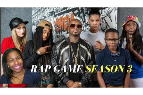 THE RAP GAME SEASON 3 (FULL REACTION) - YouTube