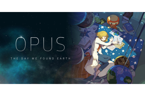 OPUS: The Day We Found Earth | Nintendo Switch download ...