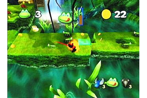 Screens: Frogger Beyond - GameCube (6 of 6)