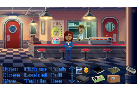 Indie Retro News: Thimbleweed Park - Eagerly awaited ...