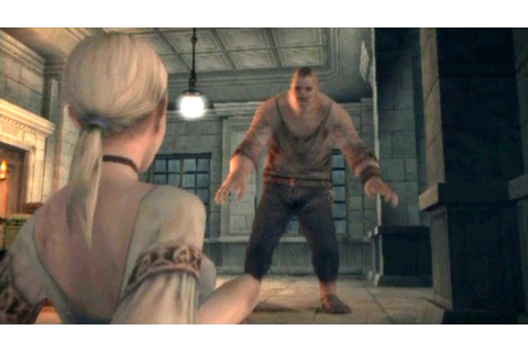 Haunting Ground ... (PS2) - YouTube