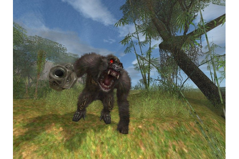 Vivisector: Beast Within (2005) by Action Forms Windows game