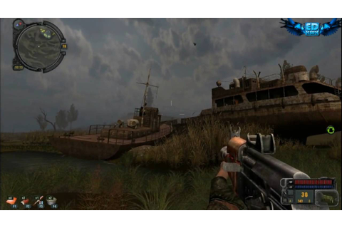 STALKER: Call of Pripyat PC Gameplay 1920X1080 Maxed Out ...