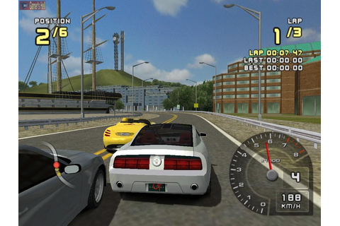 MY REAL FUN ..::: Ford Racing 2