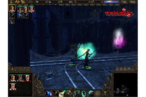 SpellForce 2: Shadow Wars PC Game Free Download