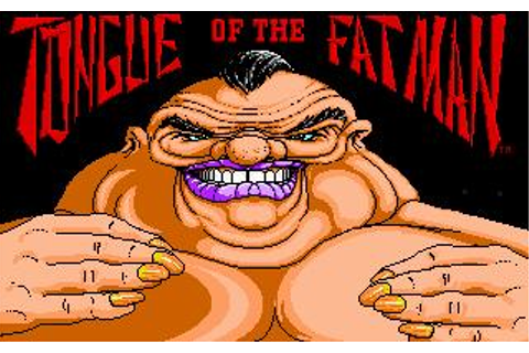 Tongue of the Fatman Download (1989 Arcade action Game)