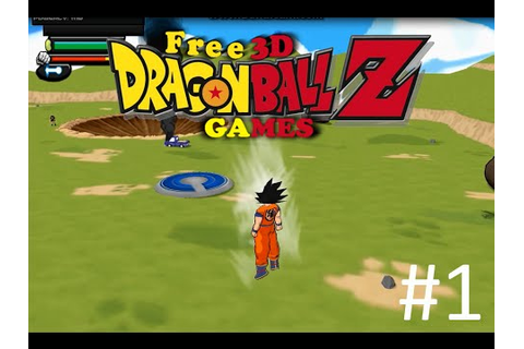 Free 3D Dragon Ball Z Games Episode 1: Z Warrior ...