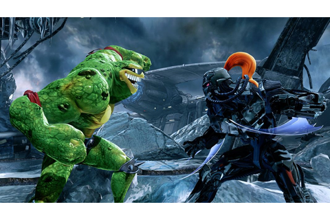Killer Instinct season 3 coming in 2016, Battletoads' Rash ...