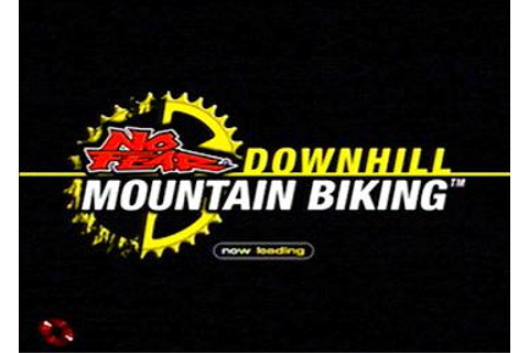 Screens: No Fear Downhill Mountain Biking - PlayStation (1 ...