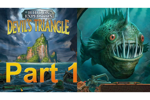 Big Fish Games Hidden Expedition Devil's Triangle ...