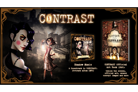 Contrast - Original Soundtrack and Art Book on Steam