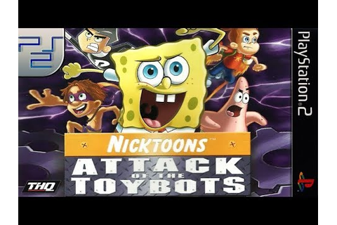 Longplay of Nicktoons: Attack of the Toybots - YouTube