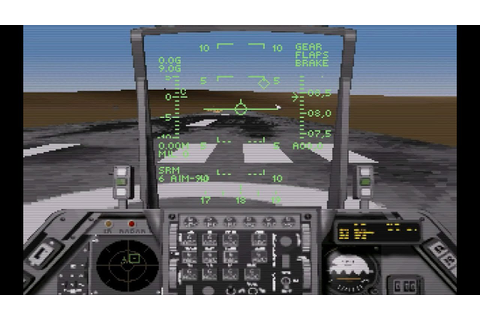 Strike Commander Mission-1 (CD Version) PC, DOS, MT32 ...