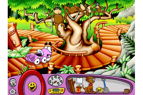 Putt-Putt Saves the Zoo > Download PC Game