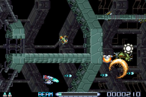 R-Type III: The Third Lightning Game Download | GameFabrique