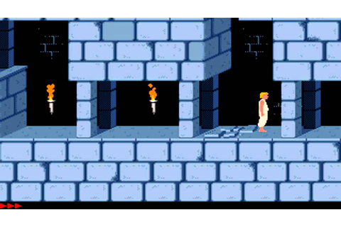 [OLD GAMES] - Prince Of Persia - Classic - Livello 1 - YouTube