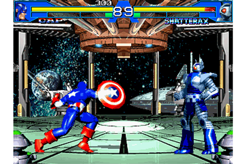 Avengers In Galactic Storm (US) ROM