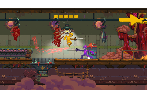 Nidhogg 2 Wurms its way onto PlayStation 4, PC - Hey Poor ...
