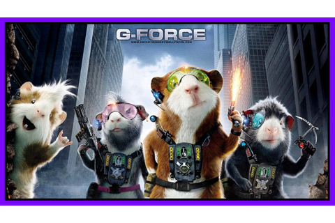 Disney's G-Force Movie Game - Disney Movie Games for Kids ...