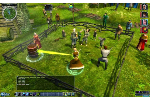 Neverwinter Nights 2 Game - PC Full Version Free Download