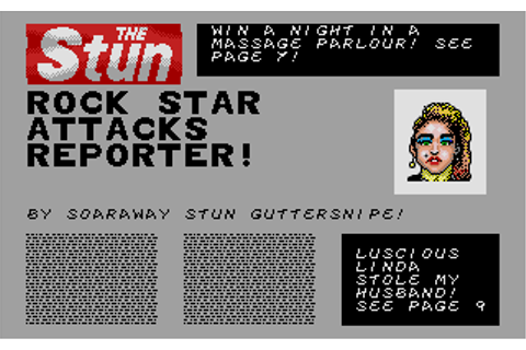 Download Rock Star Ate My Hamster (Amstrad CPC) - My ...
