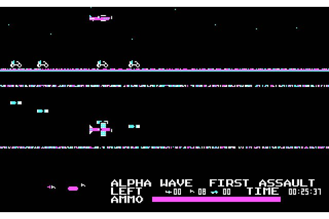 Download Flightmare shooter for DOS (1984) - Abandonware DOS