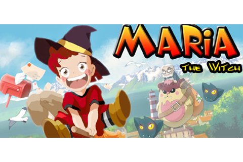 Maria the Witch on Steam