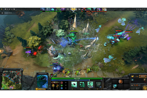 Dota 2 is getting a Steam VR spectator mode, according to ...
