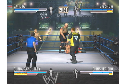Screens: WWE Wrestlemania 21 - Xbox (5 of 45)