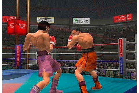 Victorious Boxers 2: Fighting Spirit (USA) PS2 ISO | Cdromance
