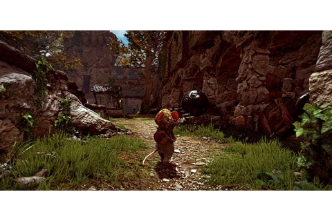 Redwall-ish Ghost Of A Tale Squeaks Into Early Access ...