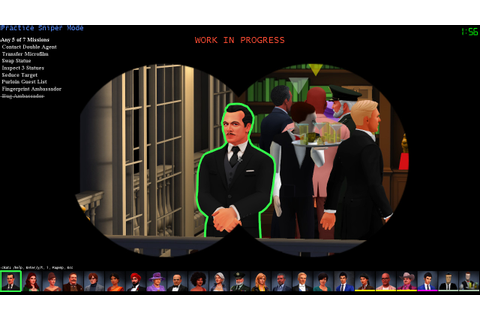 SpyParty on Steam