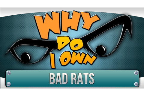 Why do I own... - Bad Rats ? - YouTube
