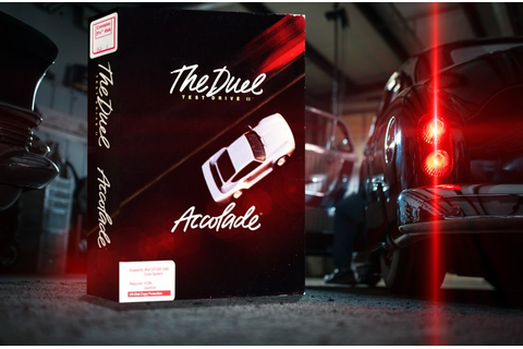 """Test Drive II - The Duel"" from Accolade - Wasabim"