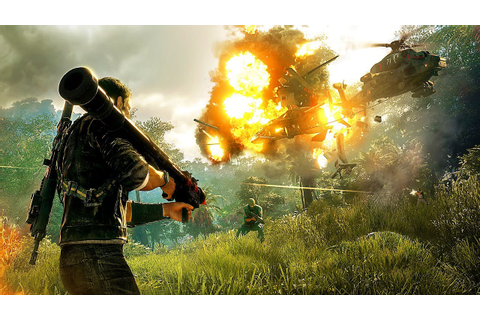 JUST CAUSE 4: 26 Minutes Gameplay Walkthrough (2018) PS4 ...