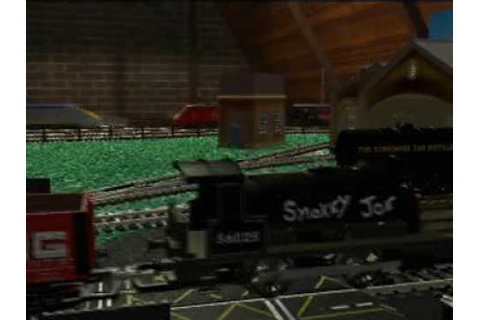Hornby Virtual Railway Intro Video - YouTube